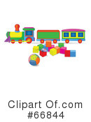 Train Clipart #66844 by Pushkin