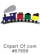 Train Clipart #67956 by Pams Clipart