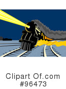 Train Clipart #96473 by patrimonio