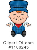 Train Engineer Clipart #1108245