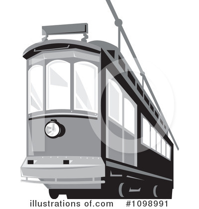 Train Clipart #1098991 by patrimonio