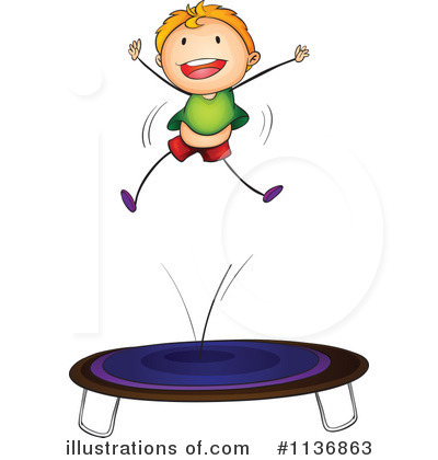 Gymnastics Clipart #1136863 by Graphics RF