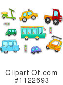 Royalty-Free (RF) Transportation Clipart Illustration #1122693
