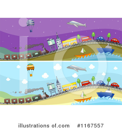 Web Site Banners Clipart #1167557 by BNP Design Studio