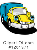 Transportation Clipart #1261971 by Vector Tradition SM