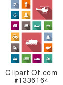 Transportation Clipart #1336164 by Vector Tradition SM