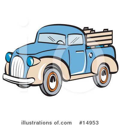 Pickup Clipart #14953 by Andy Nortnik