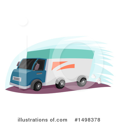 Moving Clipart #1498378 by BNP Design Studio