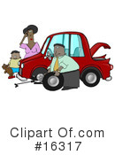Royalty-Free (RF) Transportation Clipart Illustration #16317