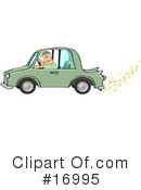 Royalty-Free (RF) Transportation Clipart Illustration #16995