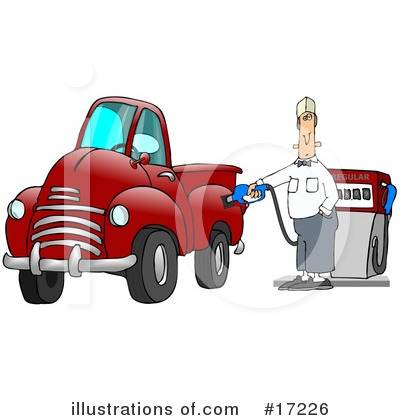 Pickup Clipart #17226 by djart