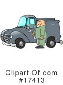 Royalty-Free (RF) Transportation Clipart Illustration #17413