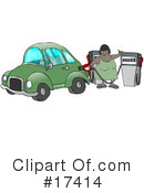 Royalty-Free (RF) Transportation Clipart Illustration #17414