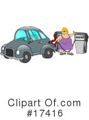 Royalty-Free (RF) Transportation Clipart Illustration #17416