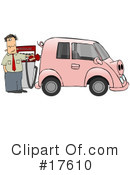 Royalty-Free (RF) Transportation Clipart Illustration #17610