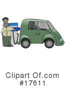 Royalty-Free (RF) Transportation Clipart Illustration #17611