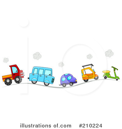 Royalty-Free (RF) Transportation Clipart Illustration by BNP Design Studio - Stock Sample #210224
