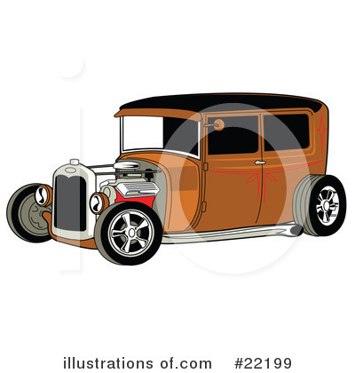 Car Clipart #22199 by Andy Nortnik