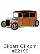 Royalty-Free (RF) Transportation Clipart Illustration #22199