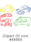 Transportation Clipart #48959 by Prawny
