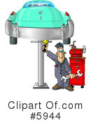 Transportation Clipart #5944 by djart