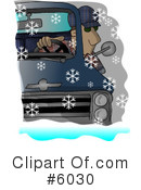 Royalty-Free (RF) Transportation Clipart Illustration #6030