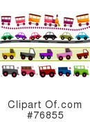 Transportation Clipart #76855 by BNP Design Studio
