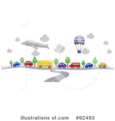 Road Clipart #92493 by BNP Design Studio