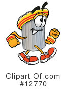 Trash Can Character Clipart #12770 by Toons4Biz