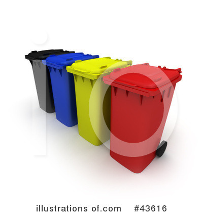 Garbage Clipart #43616 by Frank Boston