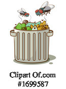 Trash Clipart #1699587 by Graphics RF