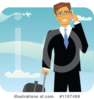Travel Clipart #1107499 by Amanda Kate