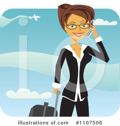Travel Clipart #1107506 by Amanda Kate