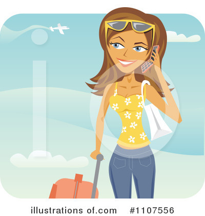 Royalty-Free (RF) Travel Clipart Illustration by Amanda Kate - Stock Sample #1107556