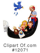 Royalty-Free (RF) Travel Clipart Illustration #12071