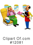 Royalty-Free (RF) Travel Clipart Illustration #12081