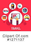 Royalty-Free (RF) Travel Clipart Illustration #1271137