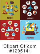 Travel Clipart #1295141 by Vector Tradition SM