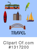 Royalty-Free (RF) Travel Clipart Illustration #1317200