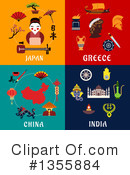 Travel Clipart #1355884 by Vector Tradition SM