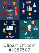 Travel Clipart #1357507 by Vector Tradition SM
