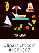 Royalty-Free (RF) Travel Clipart Illustration #1361307