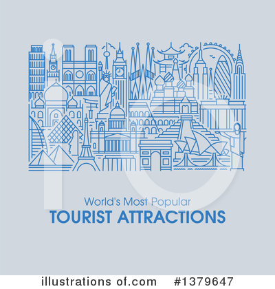 Travel Clipart #1379647 by elena