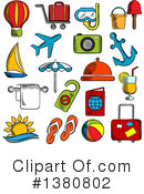 Royalty-Free (RF) Travel Clipart Illustration #1380802