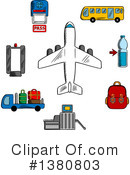 Travel Clipart #1380803 by Vector Tradition SM