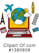 Royalty-Free (RF) Travel Clipart Illustration #1380808