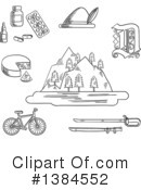 Travel Clipart #1384552 by Vector Tradition SM