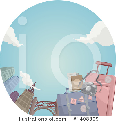 Journey Clipart #1408809 by BNP Design Studio