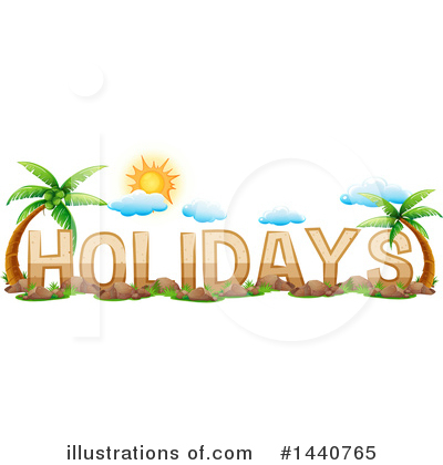 Vacation Clipart #1440765 by Graphics RF