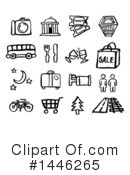 Travel Clipart #1446265 by AtStockIllustration